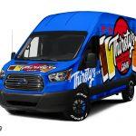 Ford Transit Wrap. Ford Transit | Van Wrap Design by Essellegi. Van Signs, Van Signage, Van Wrapping, Van Signwriting, Van Wrap Designer, Signs for Van, Van Logo, Van Graphic by Essellegi.
