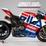 Ducati 1299 Panigale R | Fila Tribute Racing Bike Livery. Racing Bike Liveries, Bike Livery, Bike Liveries, Motorsport Livery, Motorsport Liveries, Race Bike Livery, Race Bike Liveries