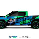 GMC Sierra Wrap Design. GMC Sierra Wrap | Truck Wrap Design by Essellegi. Truck Signs, Truck Signage, Truck Wrapping, Truck Signwriting, Truck Wrap Designer, Signs for Truck, Truck Logo, Truck Graphic by Essellegi.